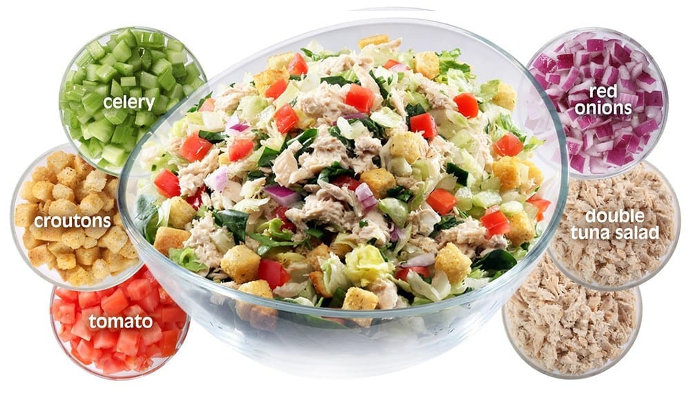 ChopStop Salad